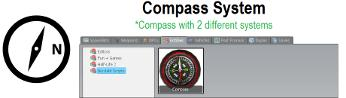 Banner Two Compass Systems