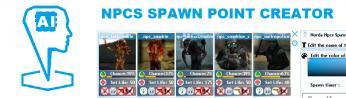 Banner NPCs Spawn Point Creator