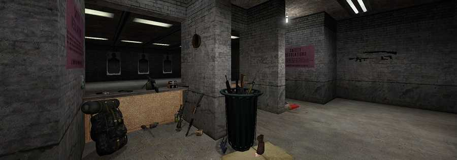 Weapons Room